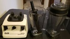 Vitamix Super 5000 Total Nutrition Center Blender With Wet & Dry Containers!