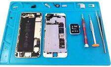 Anti Static Heat Insulation Silicone Soldering Repair Mat Phone Pc Work Desk Pad