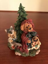 Boyds Bears, Lil' Red with B. B. Woof...Going to Grandma's, 2E