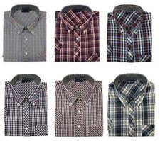 Camisas y polos de hombre de manga corta de poliéster talla XL