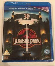 Jurassic Park 3D (3D Blu-ray + Blu-ray, 2 Discs)