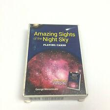Star Gazing Playing Cards Amazing Sights of the Night Sky George Moromisato