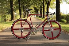 COLNAGO MASTER-SHIMANO DURA ACE 7400-AMBROSIO SPINERGY-RESTORED-EROICA-VINTAGE