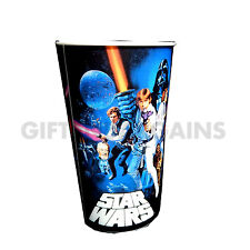 Star Wars 600ml Cup Lenticular Tumbler Empire Jedi Birthday Fathers Day Kid Gift