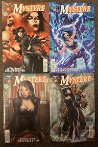 Mystere #4 Cover A B C D Revelations And Resurrections Zenescope Comic Lot