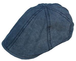 Cool4 Flatcap Schiebermütze Herren Vintage Gatsby Cap Baumwoll Mütze