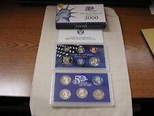 2000 U.S Mint Proof Set 10 piece