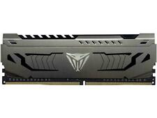 1x8GB Patriot Viper Steel 288-Pin DDR4 SDRAM DDR4 3000 PC4 24000 Desktop Memory