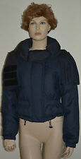 NWT BURBERRY BRIT WOMENS REVERSIBLE PUFFER DOWN COAT JACKET SZ XS