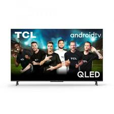 """Tcl Smart TV 55"""" Android Qled UHD T2/c/s2 Nero"""
