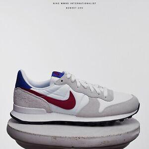 Nike WMNS Internationalist Women Lifestyle Sneakers New Summit White 828407-105