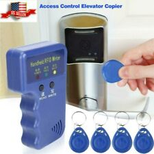125KHz Handheld RFID Writer/ Copier/ Readers/ Duplicator With Key Tags US