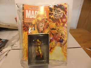 CLASSIC MARVEL FIGURINE COLLECTION ISSUE 141 Pyro   MINT UNOPENED