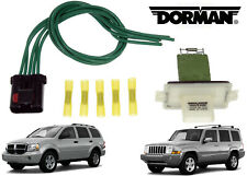 Dorman 973-426 Heater Blower Motor Resistor With Pigtail For Chrysler Jeep Dodge
