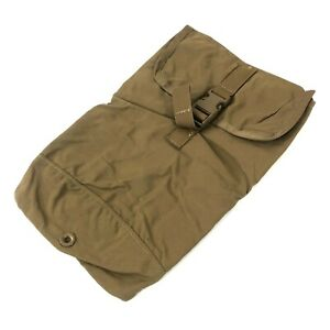 USMC Hydration Pouch, Coyote Brown, US Marine Corps MOLLE 100oz Water Pouch