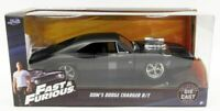 Dom's Dodge Charger 'Fast & Furious 8' 1/24 Model Car
