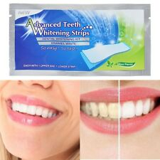 1*POUCH Professional Teeth Whitening Strips Tooth Bleaching Whiter Whitestrips