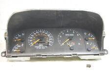 Mercury Capri XR2 Turbo Instrument Gauge Cluster 91 92 93 RARE