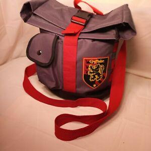 Harry Potter Hogwarts Gryffindor Satchel Backpack School Bag