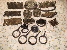 Original mixed antique Brass And Metal  Pulls