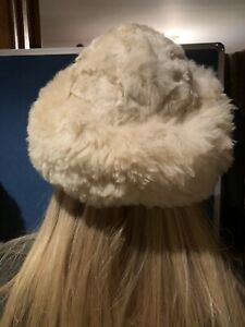Alpaca Fur Russian Cossack Hat Brand New. 57cm.