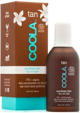 Sunless Tan Dry Oil Mist, Coola, 3.4 oz