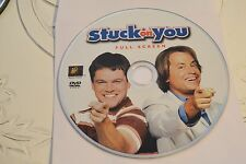 Stuck on You (DVD, 2004, Full Screen)Disc Only Free Shipping