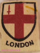 BG10629 - PATCH ECUSSON LONDON
