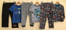 Boys Nightwear Bundle 5-6 Skylanders George Star Wars <D6685