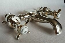 Reclaimed W Adams and Sons ltd 1922 bath mixer tap.