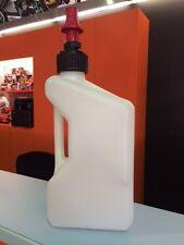 Tuff Jug Benzinkanister 20 Liter weiß Schnelltank Kanister Enduro MX KTM Sumo