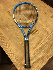Babolat Pure Drive Cortex Pure Feel  3:4 3/8 Enginered In France