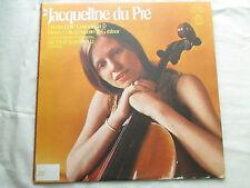 Jacqueline du Pre Haydn/Monn Cello Concerto LP VG+ Stereo USA 1969 Angel S-36580