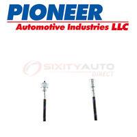 Pioneer Speedometer Cable for 1969-1974 Chevrolet Corvette 5.7L 7.0L 7.4L V8 si