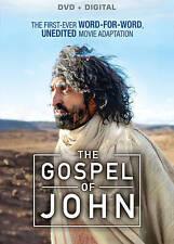 THE GOSPEL OF JOHN (NEW DVD)