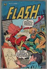 FLASH cenisio N.4 IL SUPER CRIMINALE ANIMATO lanterna verde green lantern the