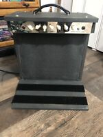 Monoprice Stage Right 15W 1x12 Guitar Tube Amp W/ Custom Cabinet