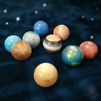 Planet Balls Party Children Toy Loot Bags Fillers Kids Gift Birthday 9 Pcs