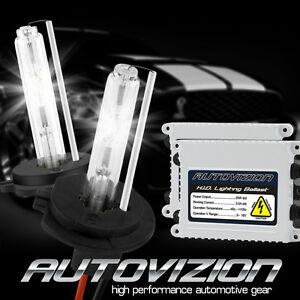 AUTOVIZION HID Kit Xenon Slim Conversion H1 H3 H4 H7 H8 H10 H11 H13 9004 9006