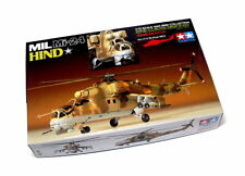 Tamiya Helicopter Model 1/72 MIL Mi-24 HIND Toy Scale Hobby 60705