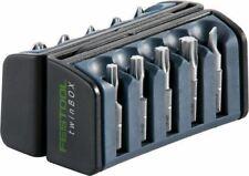 2 x FESTOOL Einsatzbox 98x147 vert boîte sys 1 tl 498041