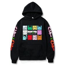 Hunter X Hunter Hip Pop Sport Hoodie Pullover Jumper Sweater Shirt Sweatshirt