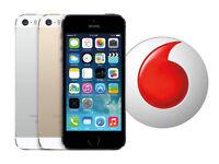 SUPER FAST 100% UNLOCK Vodafone UK iPhone 6+ Plus 6 5S 5C 5 4 Official Unlocking