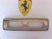 Ferrari 330 GT License Plate Frame Mounting Bracket Front Pininfarina NEW OEM