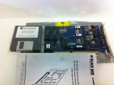 NEW OLD STOCK! BLACK BOX SERIAL INTERFACE CARD / BOARD IC057C FLOPPIES