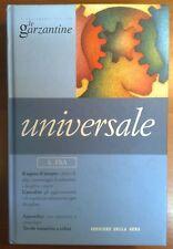 UNIVERSALE LE GARZANTINE A-FRA UNIVERSALE VOLUME 1 CORRIERE DELLA SERA 2006