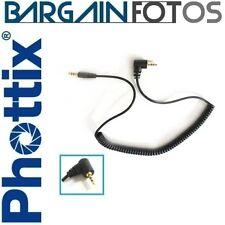 Cable de conexion PHOTTIX para Pentax K110D K100D K200D K10D K20D-ENVIO GRATIS