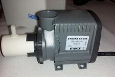 Sicce SK-200 skimmer needle wheel pump 300 GPH