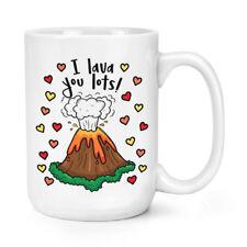 IO ti LAVA lotti 15 OZ (ca. 425.24 g) Mighty Tazza-Divertente Giorno San Valentino Amore fidanzata