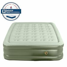 NEW! Coleman Double-High Quickbed TWIN Inflatable Airbed Mattress Air Bed Wrap
